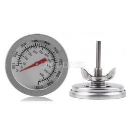 Термометр для коптилен от 50-500 градусов