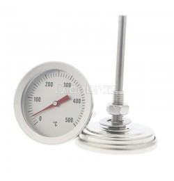 Термометр для коптилен от 0-500 градусов
