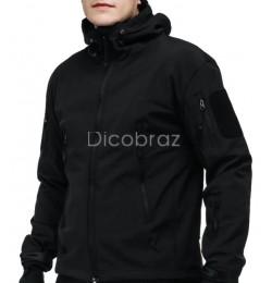 Куртка ESDY Soft Shell чёрная