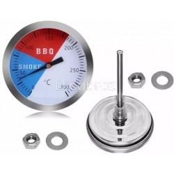 Термометр механический для барбекю, гриль, коптилен (0° до 300 °)