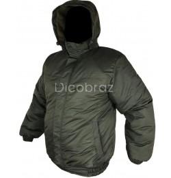 Куртка Пилот на флисе олива