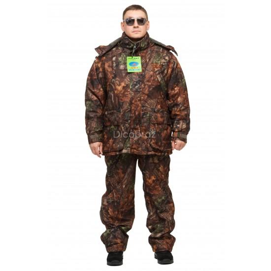 Костюм для рыбалки и охоты  (две куртки) BISON -25 °C