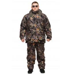 Костюм для рыбалки и охоты  GRIZZLY ( две куртки) -40 °C
