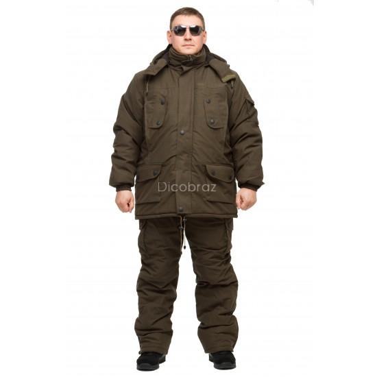 """Зимний костюм """"Олива-хаки"""" до -30℃"""
